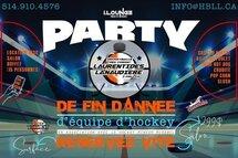 PARTY DE FIN D'ANNÉE