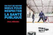 Partagez-nous vos suggestions pour le retour - jesuggere@hockey.qc.ca