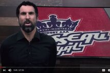 Reportage sur des Patriotes de Laval  maintenant de la formation Midget AAA Rousseau Royal Laval Montréal