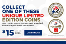 Get your unique limited edition coin