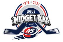 La Ligue de hockey midget AAA du Québec suspend ses activités en zones rouges