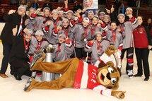 Les Sélects du Nord remportent le tournoi de Saint-Jérôme