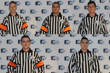 Cinq officiels québécois au camp d'excellence de Hockey Canada