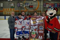 Royal Ouest - Finalistes AA