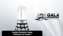 Les nominations au Trophée Kristopher Letang