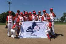 Nos filles de Richelieu-Yamaska championnes du championnat provincial Pee-Wee Féminin !