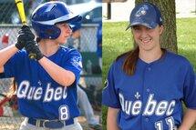 Montréal dévoile ses porte-paroles du baseball féminin