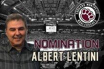 Albert Lentini se joint aux Bouledogues