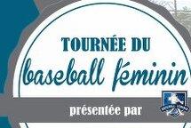 Tournée Baseball Féminin