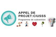 APPEL de projet CIUSSS :  Programme de subvention de projet aux activités de promotion de la santé et de la prévention du Plan d'action régional de santé publique 2016-2020 de la Capitale-Nationale est actuellement ouvert!