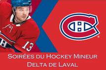 Soirées Hockey Mineur - Delta de Laval