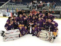 2004 D3 CHAMPIONS LAVAL ICE-KINGS (SP)
