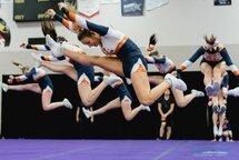 Équipe de cheerleading-Crédit photo-James Hajjar