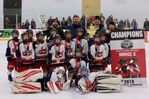 Les Coyotes de Laval-Nord NOC ont remporté la Cougar Cup à Ottawa
