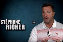 Mon parcours au hockey mineur | Stéphane Richer