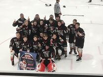 Champions Bantam A section Sud-Ouest