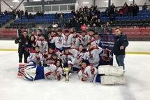 Bantam AA National Est - Champions à Laval!!!