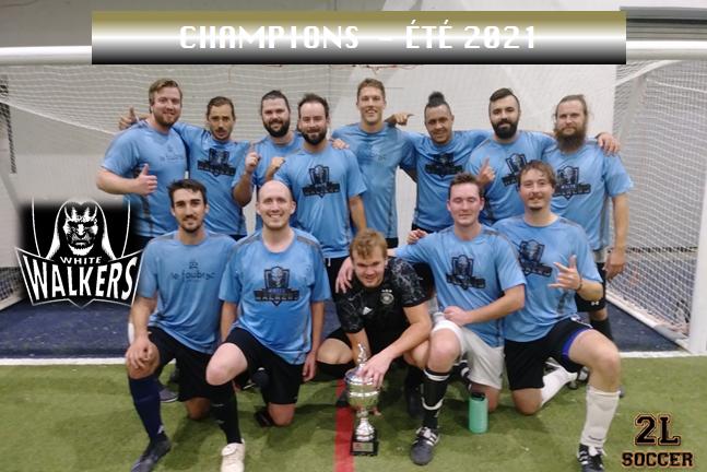 Les WhiteWalkers remportent la finale masculine vs Inter Gatineau au compte de 9 à 6