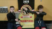 Blitz 2 Atome B Champion Brossard 2020