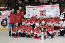 Novice B Blizzards-2010 Champions tournoi Mascouche