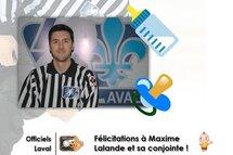Maxime Lalande devra se retrousser les manches