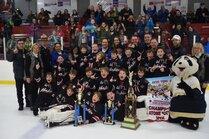 Champions Classe CC - Huskies Rouyn-Noranda