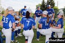 Baseball féminin: retour sur la saison 2019