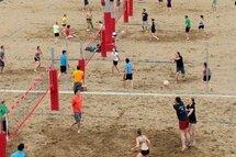 Le BEC s'allie au tournoi de Volleyball de plage de Nova Film à Québec !