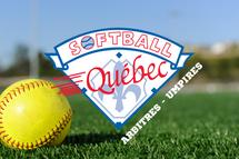 Appel de candidatures : Arbitre en chef de Softball Québec 2022-2023