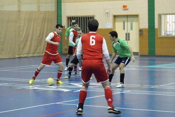 Futsal is back!