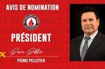 Avis de nomination chez Les Pétroliers du Nord.