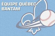 Formation de l'équipe du Québec Bantam