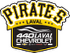 Pirates Laval logo
