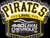 Pirates Laval logo