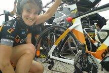 Lex Albrecht TTT CLM par équipe Diamondback Optum Pro Cycling