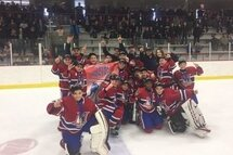 Atome AA Royal Est - Champions Coupe Montréal!!
