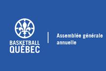 Convocation à l'assemblée générale annuelle de Basketball Québec