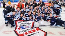 Coupe Esso Championnes 2012-13 Burnaby CB.