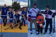 « Le hockey est un jeu, il ne faut jamais l'oublier » - Guylain Dupuis