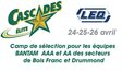INVITATION CAMP BANTAM AAA-AA