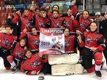 BANTAM A #4 CHAMPION ST-GEORGE