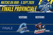 Finale Provinciale Midget AAA