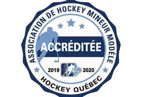 Hockey Rivière-du-Loup reconnu association modèle par Hockey Québec