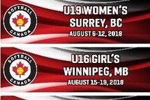 Début des championnats canadiens. Bonne chance à toutes les équipes du Québec !