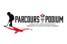 INVITATION - Webinaires Hockey Canada Série de développement Parcours vers le podium à compter du 16 janvier