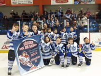 Champions Novice B section Nord-Est