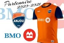 FC Anjou est fier de vous annoncer le renouvellement de notre partenariat avec la banque BMO!