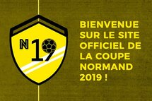 Bienvenue sur le site officiel de la Coupe Normand 2019!