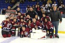 Les Sieurs3 pee-wee A Champions du tournoi de Drummondville!