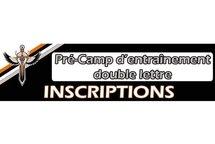 Pré-camp Titans de la Rive-Nord 2019-2020